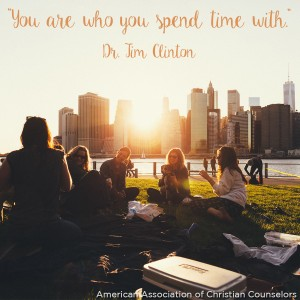 Tim Clinton - Who You Spend Time With